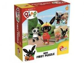 BING - Moje první puzzle 8x4 dílky
