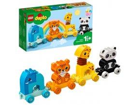 LEGO Duplo Vláček se zvířátky