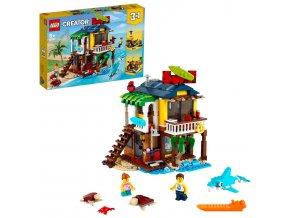 LEGO Creator Surfařský dům na pláži
