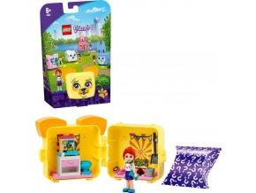LEGO Friends Mia a její mopsíkový boxík
