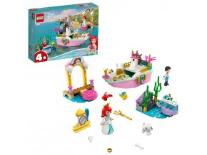 LEGO Disney Princess Arielina slavnostní loď