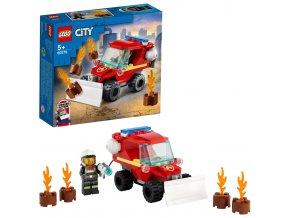 LEGO City Speciální hasičské auto