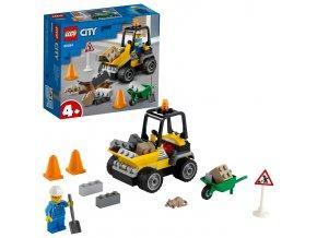 LEGO City Náklaďák silničářů
