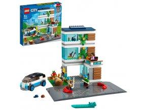 LEGO City Moderní rodinný dům