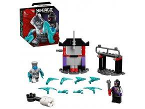 LEGO Ninjago Epický souboj – Zane vs. Nindroid