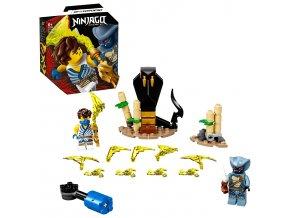 LEGO Ninjago Epický souboj – Jay vs. Serpentine