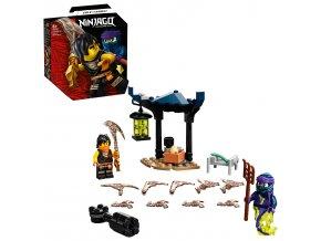 LEGO Ninjago Epický souboj – Cole vs. přízračný válečník