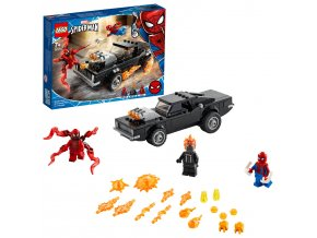 LEGO Super Heroes Spider-Man a Ghost Rider vs. Carnage
