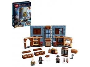 LEGO Harry Potter Kouzelné momenty z Bradavic: Hodina kouzelných formulí