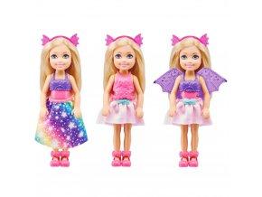 Barbie CHELSEA S OBLEČKY HERNÍ SET