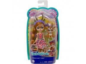 enchantimals panenka a zviratko gazela