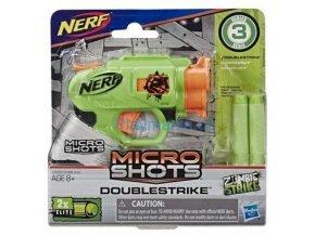 nerf microshots doublestrike skladem