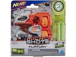nerf microshots flipury skladem