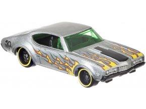 hot wheels zamac 50th 68 Olds 442 FRN28 1