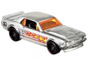 hot wheels zamac 50th 67 Ford Mustang Coupe FRN24 1