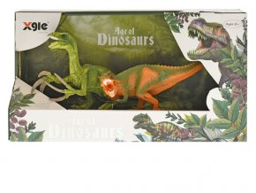 dinosaurus 14 5cm 2ks v krabicce