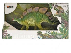 dinosaurus stegosaurus 20cm v krabicce