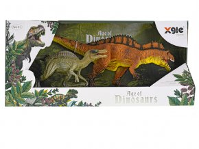 dinosaurus 19 30cm 2ks v krabicce