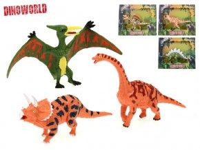 dinosaurus 12 13cm 6druhu v krabicce