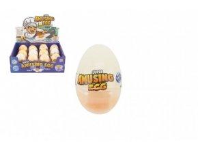Sliz - hmota vejce 7cm (1 ks) skladem
