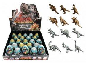 Sliz - hmota vejce dinosaurus 7cm skladem
