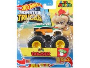 Monster Truck Super Mario - Bowser (model 2021)