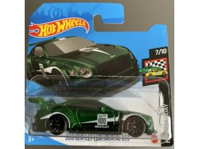 hot wheels bentley 1