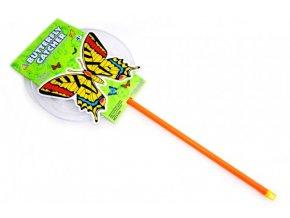 Síťka na hmyz plast/kov 65cm průměr 25cm skladem
