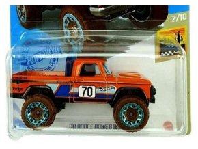 hot wheels dodge power wagon gtb58 1
