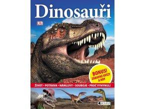 dinosauri skladem