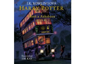 Harry Potter a vězeň z Azkabanu - ilustrované vydání skladem
