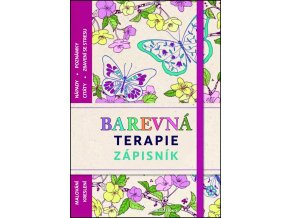 Barevná terapie - Zápisník - . kolektív