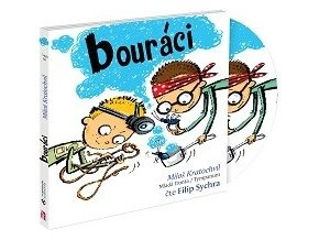 Bouráci (audiokniha) - Miloš Kratochvíl