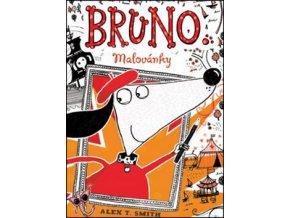 Bruno malovánky - Alex. T. Smith