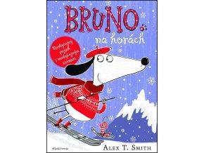 Bruno na horách - Alex T. Smith