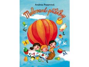Malované příběhy - Andrea Popprová