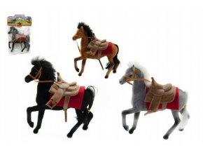 Kůň fliška 13cm mix z 3 barvy v sáčku