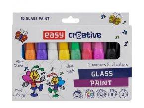 barvy na sklo easy 10x10 5ml skladem
