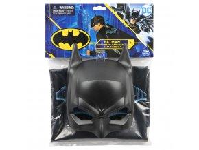 batman sada maska a plast skladem