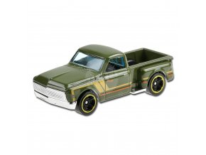 hot wheels 69 chevy pickup ghc40 1