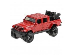 hot wheels 20 Jeep Gladiator ghb41 1