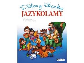 Dědovy říkanky – Jazykolamy - Michal Kraus /skladem/