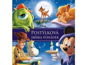 Disney - Postýlková sbírka pohádek - kolektiv /skladem/