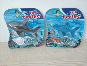 Žralok do vody skladem