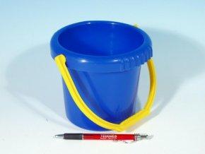 Kbelík plast průměr 16cm výška 14cm asst 4 barvy 12m+ skladem