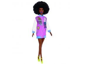 barbie modelka v letterman bunde skladem