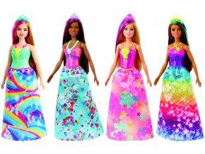 Barbie kouzelná princezna skladem