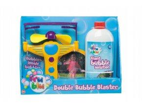 Bublifuk FRU BLU 2v1 blaster sada na tvorbu profesionálních bublin + náplň 0,5L v krabici skladem