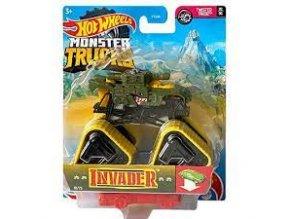 hot wheels monster trucks invader kaskaderske kousky