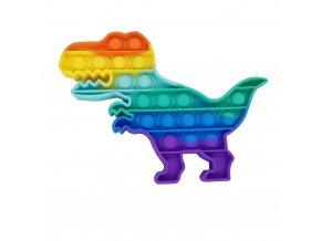 bubble pop it dinosaurus duhovy